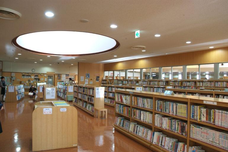市立 図書館 水戸